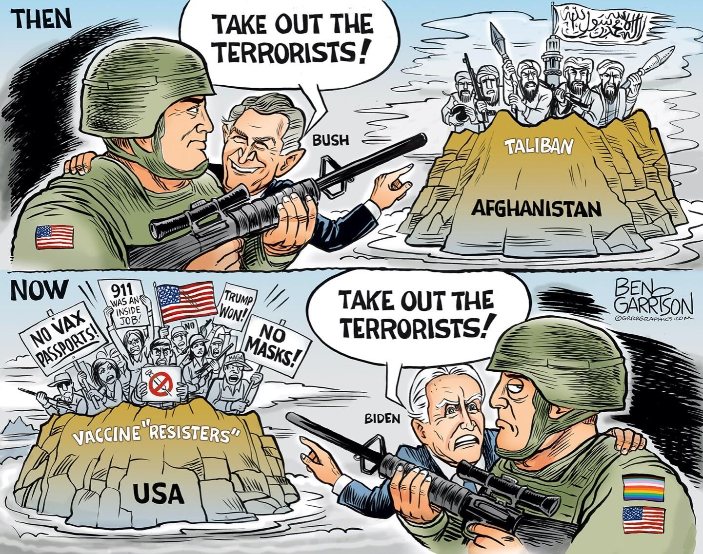 Россия не будет торопиться с признанием Талибана